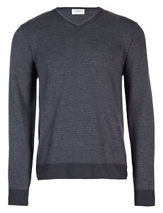 Marks & Spencer Mens V Neck Cashmilon™ Soft Knit New M&S Jumper Sweater Pullover