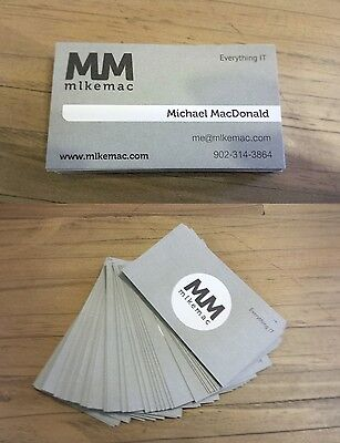 2500 COLOR FREE Professional Designer CUSTOM BUSINESS CARDS Thick 16PT Glossy UV - $60.00
