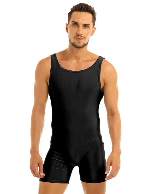 New W//OUT TAGS Black Spandex Romper Sleeveless Adult//child Sizes