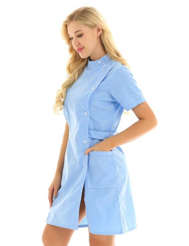 Free shipping Hot Sell Childrens Girls Dress Up Nurse