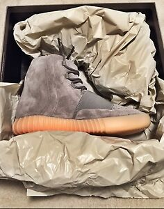 Yeezy 750 Glow in the dark DS size us 10 Indooroopilly Brisbane South West Preview