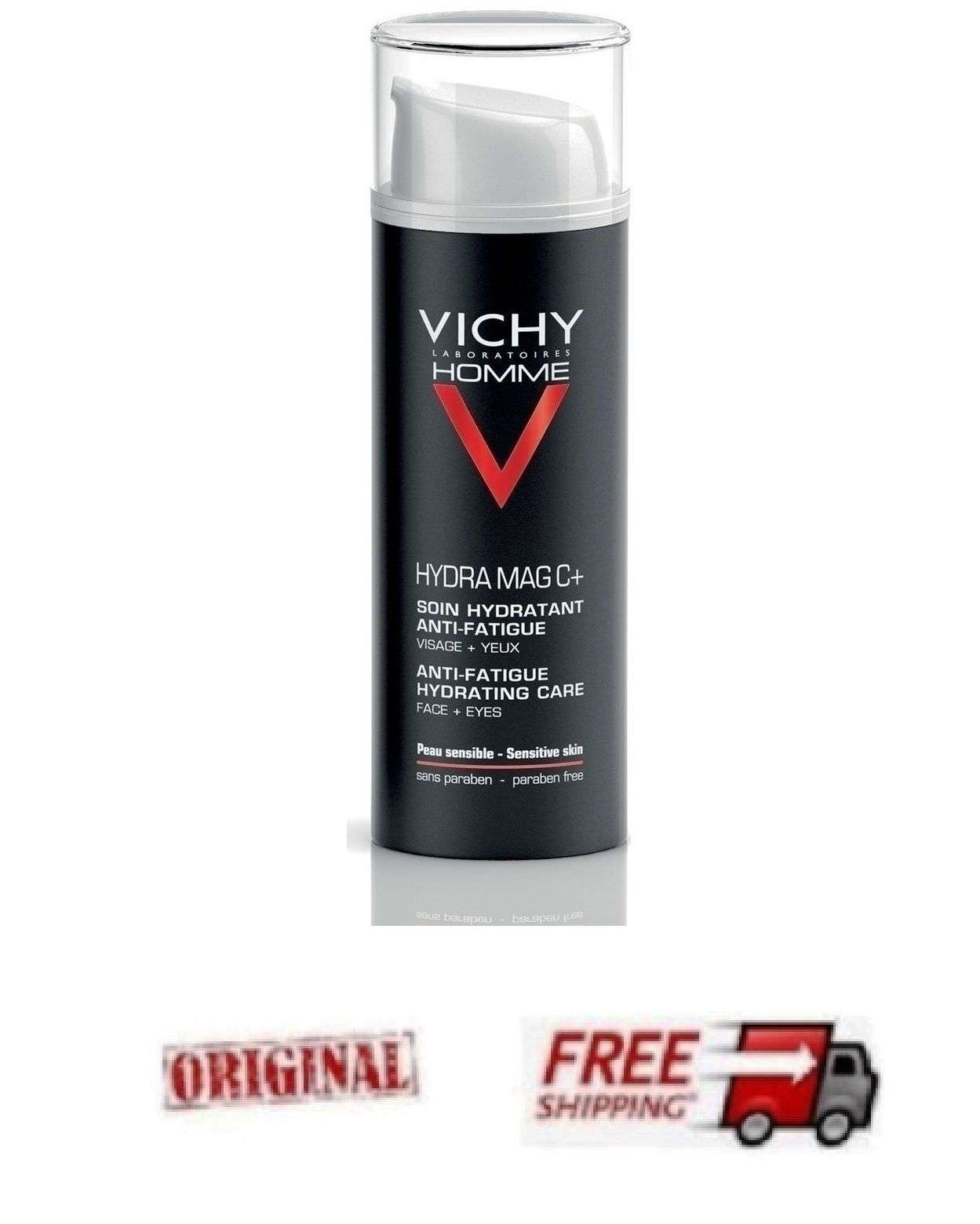 vichy homme anti age