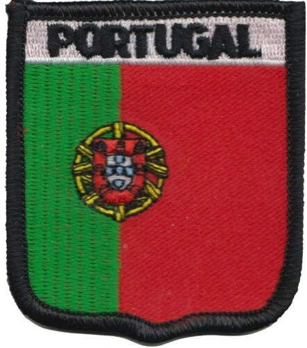 Portugal Embroidered Patch