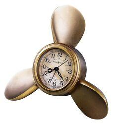 645-525 Howard Miller Propeller Alarm Clock