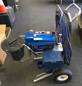 Graco Airless Sprayer FinishPro II 595 PC Pro with Smart Control