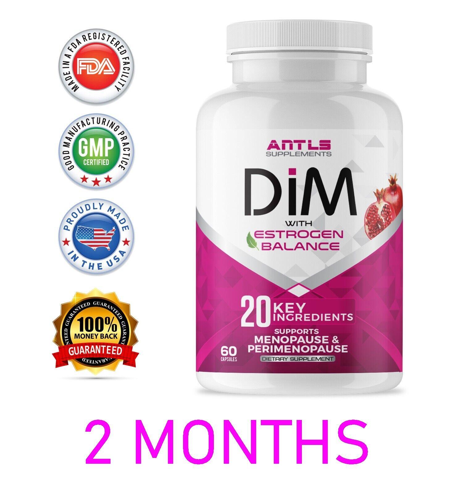 Dim Diet Pills-Weight Loss, Fat Burner Supplement, Appetite Suppressant Capsules