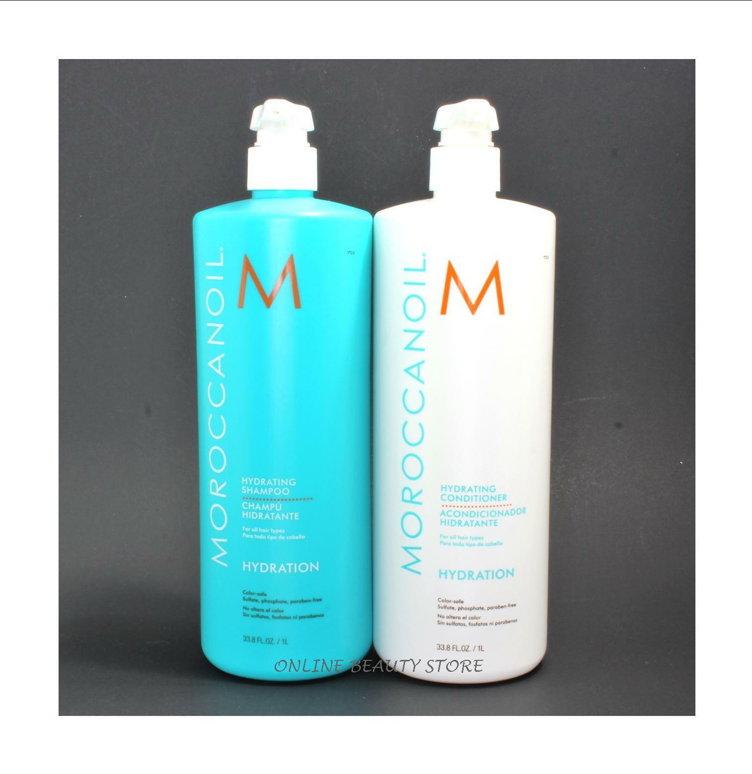 hydration shampoo and conditioner 33 8 fl