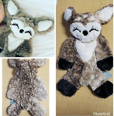 Little Dippers Fawn Doe Deer Security Blanket Lovey Lovie SUPER RARE blankie