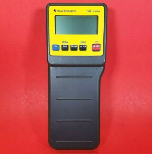 Replacement Texas Instruments CBL System Calculator-Based Data Collector TESTED