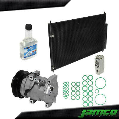 New A/C Compressor Condenser Kit for Acura ZDX 3.7L JP1298AKT See Fitment Notes