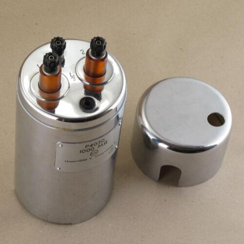 1Gohm 0.01% P4030 P4030-M1 Resistance standard resistor an-g LEEDS&NORTHRUP ESI
