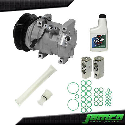 New A/C Compressor Kit for Acura ZDX 3.7L JP1298KT See Fitment Notes