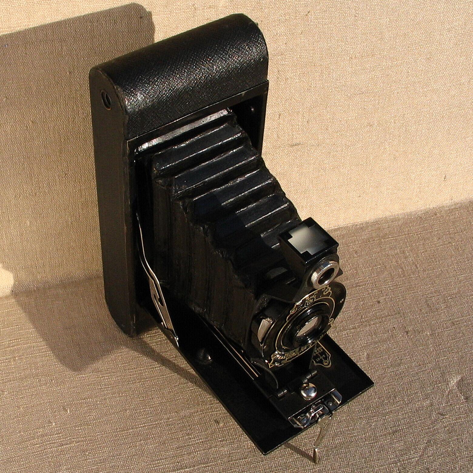 Clean Working No.2A Folding Cartridge Premo Camera - $34.00