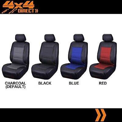 SINGLE WATER RESISTANT LEATHER LOOK SEAT COVER FOR SAAB 900 for sale  Shipping to Ireland