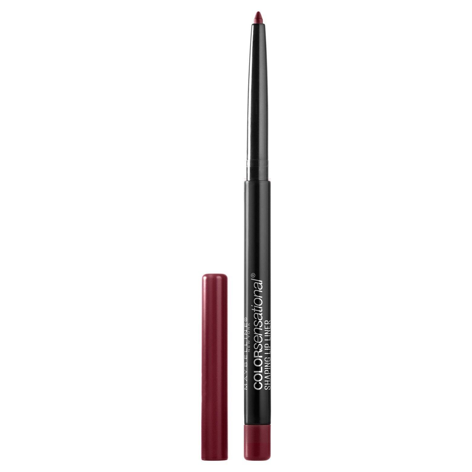 Maybelline Color Sensational Shaping Lip Liner Creamy Pencil