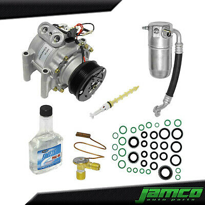 - New A/C Compressor Kit for Isuzu Ascender 4.2L JP4420KT See Fitment Notes