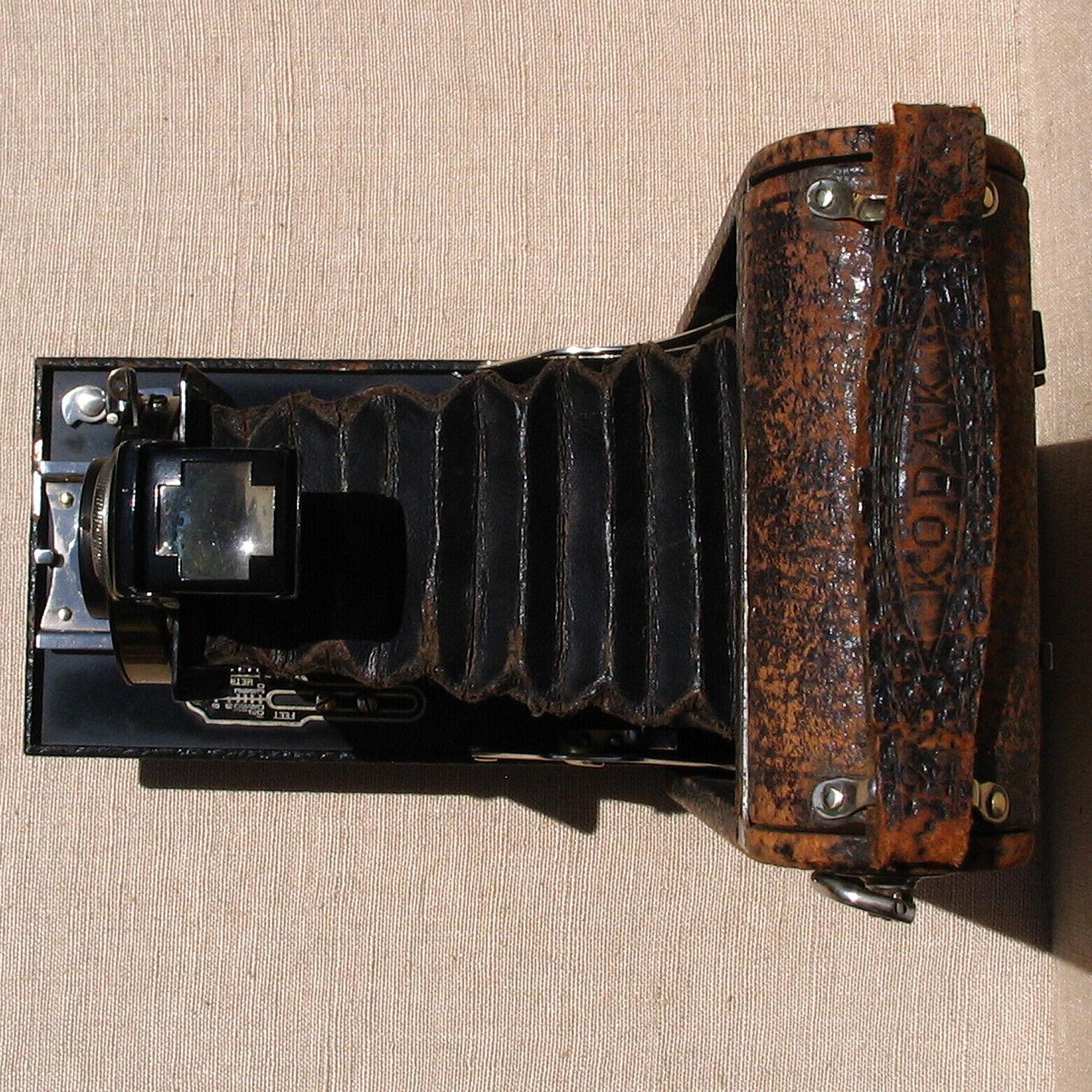 Clean No.2-C Autographic Kodak Jr. Model - A - $34.00
