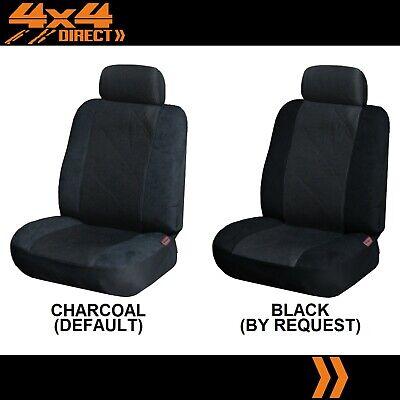 SINGLE JACQUARD & SUEDE SEAT COVER FOR MAZDA CX3
