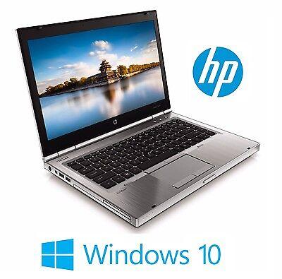 Hp Laptop 8460P Elitebook Pro Intel I5 2 2Ghz 4Gb 250Gb Hd Dvd Wifi Windows 10