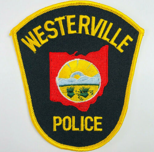 Westerville Police Ohio Patch