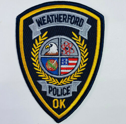 Weatherford Police Custer County Oklahoma OK Patch