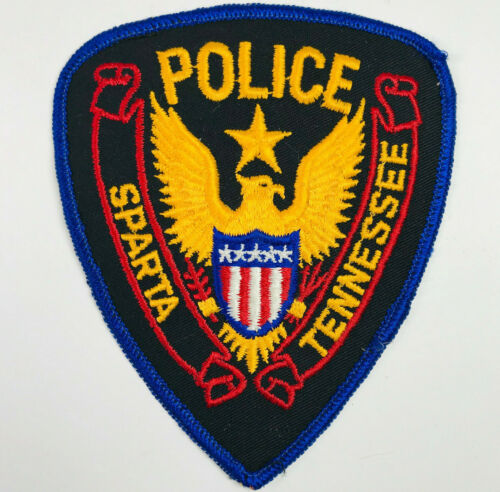 Sparta Police White County Tennessee Patch