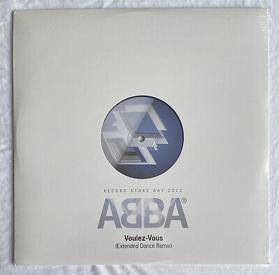 ABBA -Voulez Vous- Rare UK Record Store Day 12