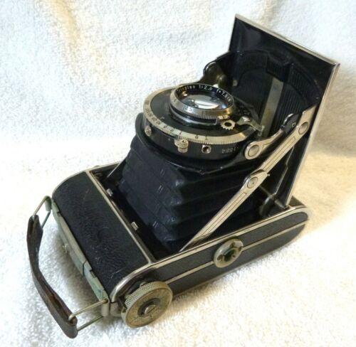 Vintage Certo Super Sport Dolly Folding Camera