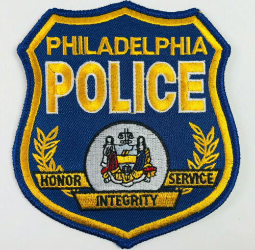Philadelphia Police Pennsylvania PA Philly PD Patch