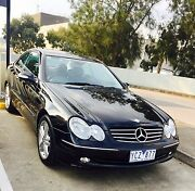 "2004 Mercedes Benz CLK240 AVANTGARDE  ""LOW K's"" Airport West Moonee Valley Preview"