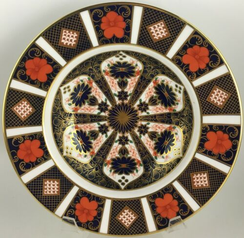 Royal Crown Derby Old Imari Salad plate