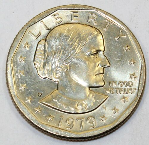 1979-P United States Susan B. Anthony - BU Brilliant Uncirculated - Near Date
