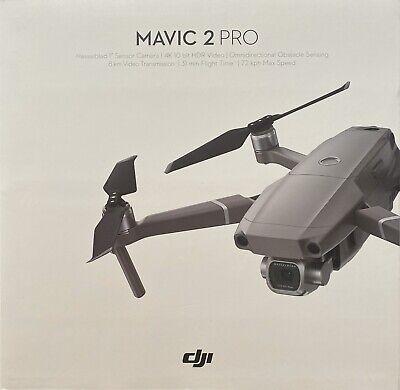 "DJI MAVIC 2 PRO with HASSELBLAD Camera. 20 MP 1"" Sensor HDR + FLY MORE COMBO KIT"