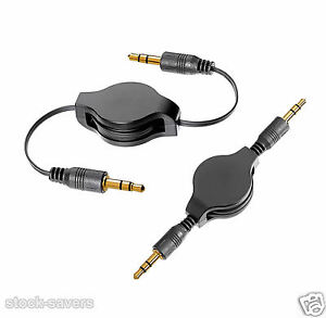 Premium-Gold-3-5mm-Retractable-Aux-Jack-Audio-Cable-Lead-for-iPhone-iPod-Mp3