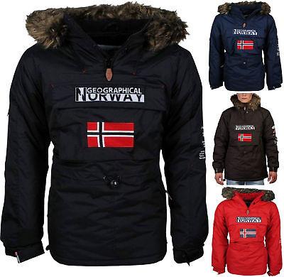 Μπουφάν Giubbotto Geographical Norway