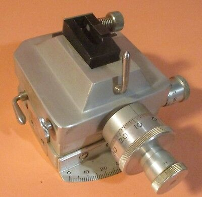 Blade Holder For Sorvall Mt2-b Ultra Microtome Parts Porterblumivan
