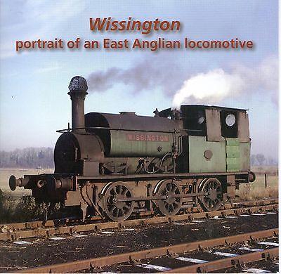 Portrait of an East Anglian locomotive, Wissington