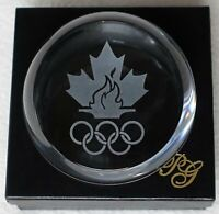 Canadian Olympic Commitee – Glas Briefbeschwerer Dortmund - Innenstadt-Ost Vorschau
