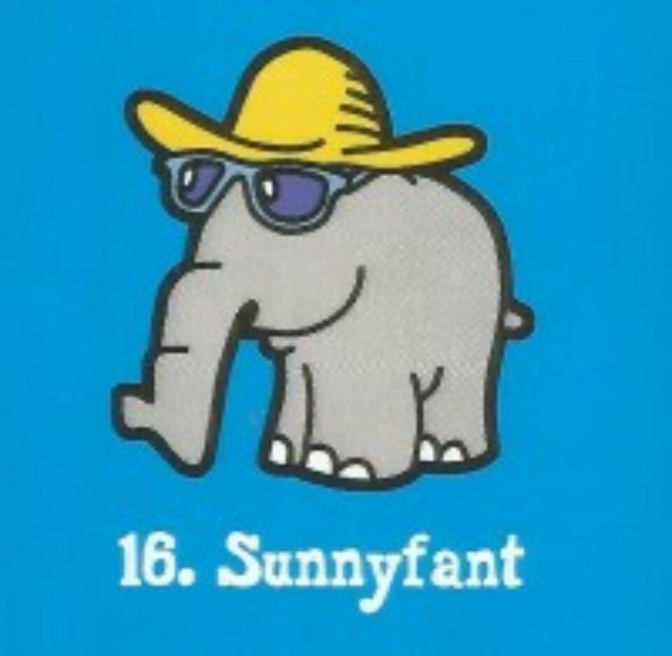 Ottifant (EDEKA) 1x No.16 Sunnyfant in Lemwerder