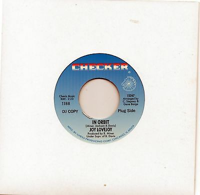 JOY LOVEJOY-IN ORBIT/MARLENA SHAW-LET'S WADE IN THE WATER  CHECKER RI   NORTHERN