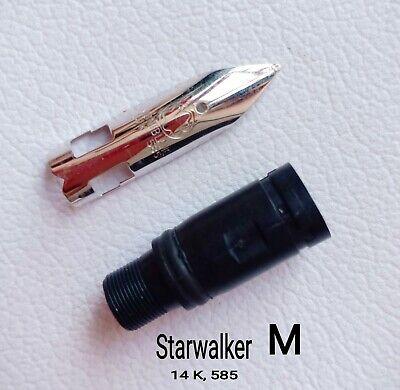 SPECIAL PRICE!!! Montblanc Starwalker Fountain Pen14K W/Gold M New Old Stock](starwalker mont blanc price)