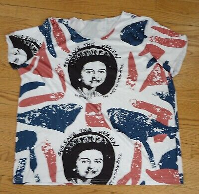 Sex Pistols God Save the Queen T Shirt (X-Large)