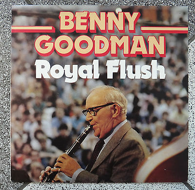 Benny Goodman royal flush LP 12inch