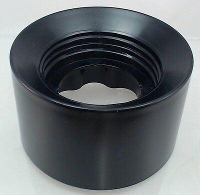 9704253 - KitchenAid Blender Jar Collar, Jet-black