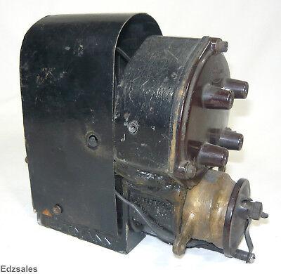 Vintage Eisemann 4 Cylinder Magneto Car Automotive Ignition Repair Part