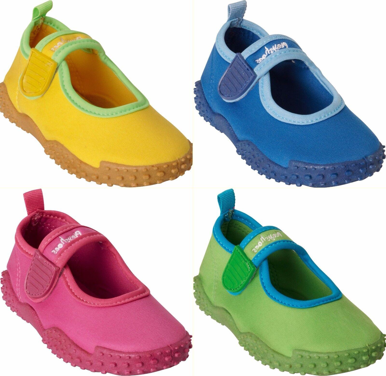 Playshoes Kinder Baby Badeschuhe Schuhe UV Schutz Mädchen Jungen Gr. 18 bis 35