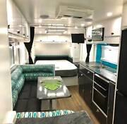 Kokoda Force X-Trail Triple bunk caravan - sleeps 6 North Rocks The Hills District Preview