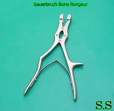 Sauerbruch Bone Rongeur Surgical Orthopedic Instruments