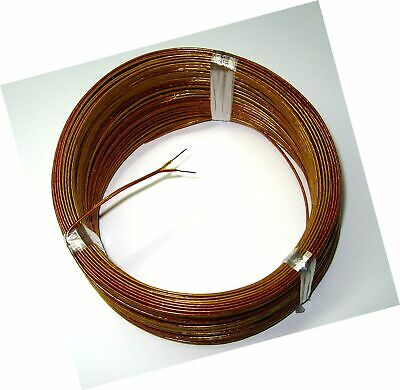 High Temperature K-type Thermocouple Wire Awg 24 W. Kapton Insulation - 5 Yd ...