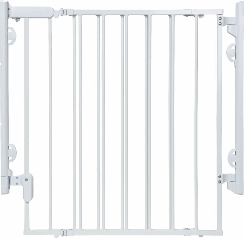 Safety 1st - Ready to Install Gate - White